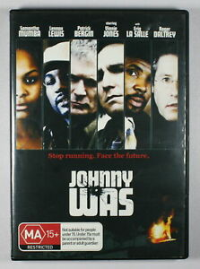 Johnny Was DVD FREE POST