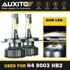 AUXITO 9003 H4 LED Headlight Bulb Hi Lo Beam 6500K 16000LM High Power Canbus