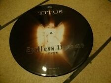 Picture Vinyl Titus Endless Dreams 2006 Limited Edition