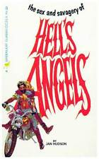 HELL'S ANGELS Movie POSTER 11x17 Retro Book Cover