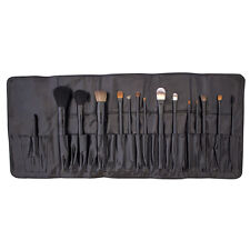 15 Piece Professional Brushes Collection, in Brush Roll.