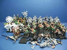 30+1 Chaosbarbaren + 12 Chaoskrieger + Chaoszauberer des Chaos