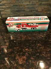 7 Eleven 7-11 Toy Race Car Carrier Truck In Box Limited Edition 1996  #2 Series