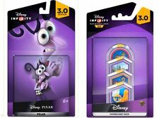 DISNEY INFINITY 3.0 FEAR with TOMORROWLAND POWER DISC PACK *NEW*
