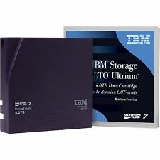 IBM LTO Ultrium 7 Streamer-medium