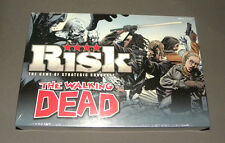 The Walking Dead RISK Survival Edition Collectors Board Game NEW