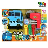 Tayo Little Bus Electric Toy-Tools Play Set for Kids and Children Toys