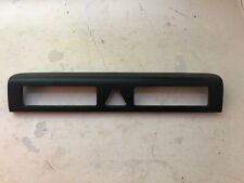 96-01 Audi A4 B5 Upper Center Console Trim Black 8D0 863 321 A