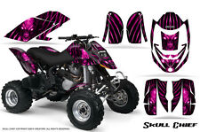 CAN-AM DS650 DS650X CREATORX GRAPHICS KIT DECALS SKULL CHIEF P