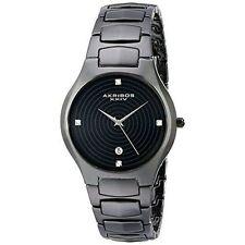 Women's Adult Ceramic Case Dress/Formal Wristwatches