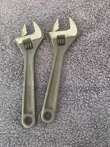 2 Used Gedore Adjustables 20mm