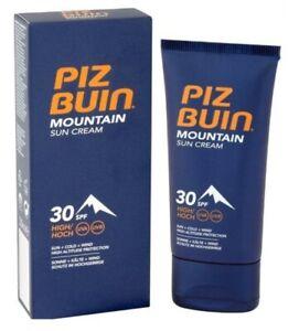 Piz Buin Mountain Sun Cream SPF30 50ml Cold Wind Ski Board REPACK #BargainTrend