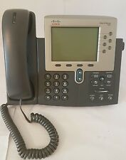 Cisco CP-7962G 7962 Series VOIP Business Unified IP Phone