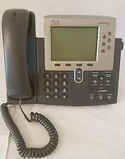 Lote de 62 serie 7962 de Cisco CP-7962G teléfono IP unificado de negocios VoIP