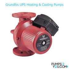Grundfos UPS 40-60/2F Hot Water Circulating Pump  (Part No. 96401917)