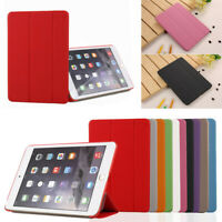 For Apple iPad Air 4 3 2 Mini 5 New Smart Case Cover Stand Magnetic Slim Leather