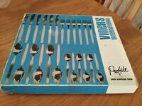 Boxed Viners International Profile Stainless Steel Cutlery Set