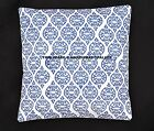 """Indian Block Printed Cushion Cover Pillow Case Throw Abstract Home Decor 16 """""""
