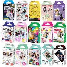 10-20 Prints Fujifilm Instax Instant Color Photo Film For Fuji Mini 8 & 9 Camera