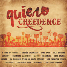 Various Artists - Quiero Creedence - CD (2016) - Brand NEW and SEALED