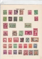 new zealand stamps ref r8675