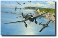 Open Assault by Robert Taylor - Ju87 Stukas - Hurricane - Generals Edition