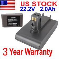 22.2V for Dyson DC31 Vacuum Cleaner Battery DC34  DC44 TypeA 17083 917083 Type A