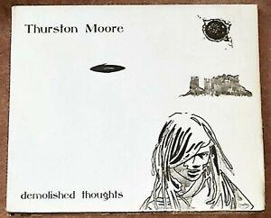 THURSTON MOORE : Demolished Thoughts - 2011 UK CD album NEW/SEALED - SONIC YOUTH