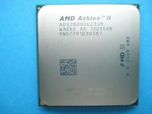 AMD Athlon II X2 280 3.6GHz Dual Core Socket AM2+ AM3 65W CPU ADX280OCK23GM