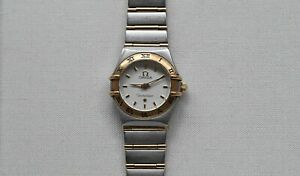 Omega Two-Tone Ladies Constellation 795.1203 Watch - NO RESERVE