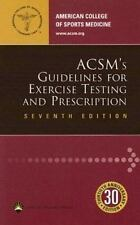 ACSM's Guidelines for Exercise Testing and Prescription-ExLibrary