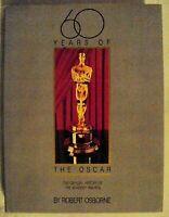 60 Years of the Oscar: The Official History of the Academy Awards [ Osborne, Rob