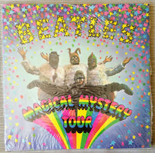 THE BEATLES, Magical Mystery Tour. 1967 British Parlophone 2-EP set. SEALED