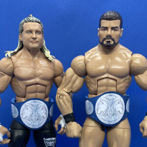Smackdown Tag Team Championship Belts