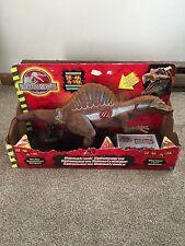Jurassic Park 3 III Animatronic Spinosaurus Hasbro 2001 Brand New VERY RARE