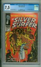 Silver Surfer #3 CGC 7.5 1st App Of Mephisto 1968