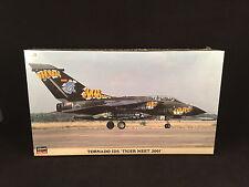 """Hasegawa Tornado IDS """"Tiger Meet 2001"""" 1:72 Scale Plastic Model Kit 00299 Sealed"""