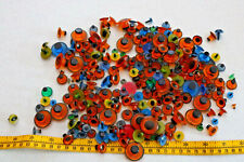HUGE Lot Of Vintage Teddy Bear Eyes For Crafts Taxidermy Steam Projects Odd VM