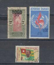 timbres république togolaise