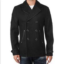"Affliction Black Premium ""Coming Home"" Mens Peacoat Jacket New Size Medium M"
