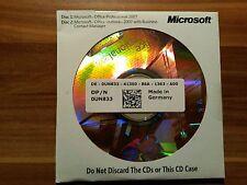 Microsoft Office 2007 Professional / Vollversion / englisch / Retail / DVD