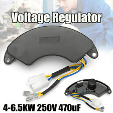 AVR Automatic Voltage Regulator Single Phase Rectifier For 4KW - 6.5KW Generator