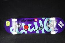 Cliche Complete Skateboard Titanium Trucks Spitfire Santa Cruz Element Indy Girl