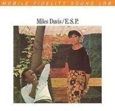 E.S.P. by Miles Davis (CD, Jun-2016, Mobile Fidelity Sound Lab)