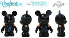 "Disney Vinylmation 3"" TRON Quorra Figure New in Box Retired"