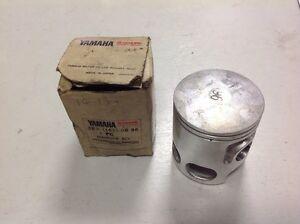NOS Genuine Yamaha Piston IT125 55mm Standard, 3R9-11631-00-96