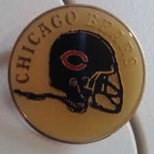NFL Chicago Bears lapel pin pre-owned