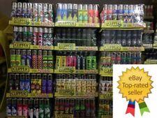 More details for full tray clipper lighters wholesale price refillable genuine full box 40lighter