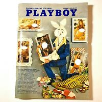 Vintage Playboy Magazine - January 1973 - Centerfold Fully Intact - Miki Garcia