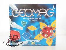 EDK41 JUEGO MAGNETICO Geomag 401 Panel 46 PIEZAS PANELES - NUEVO A ESTRENAR